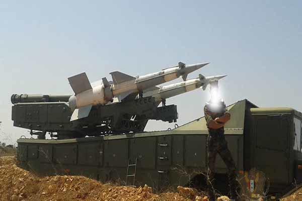 شامی فوج امریکہ کے ممکنہ حملے کا مقابلہ کرنے کے لئے تیار