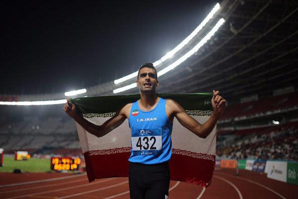 ورزشکار چهارمحالی راهی مسابقات دوومیدانی بین المللی چین می شود