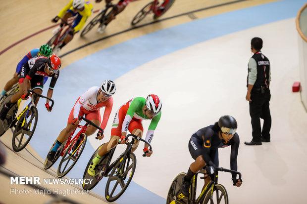 مسابقات لیگ دوچرخه سواری استان مرکزی در اراک پایان یافت