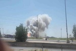 وقوع ۲ انفجار در پایتخت عراق