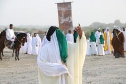 بازسازی واقعه غدیر خم درمیناب