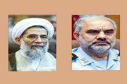 رئیس سازمان عقیدتی سیاسی ارتش به امیر شاهصفی تبریک گفت