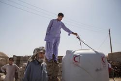 """المشروع الوطني """"نذر المياه"""" يبدأ بسيستان وبلوشستان /صور"""