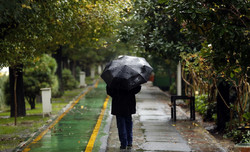 Normal precipitation projected for autumn