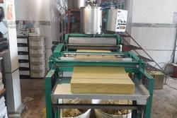 کارآفرینی به آج موم زنبور عسل رسید/تولید روزانه ۴۰۰ کیلوگرم موم