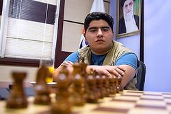 شکست پرهام مقصودلو در دور نخست مسابقات شطرنج سیگمان سوئد