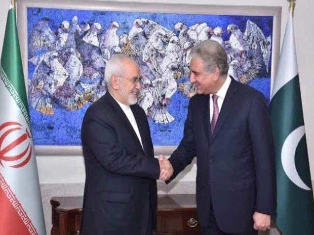 ظريف: لا أحد يستطيع التأثير سلبا على علاقات إيران وإسلام آباد