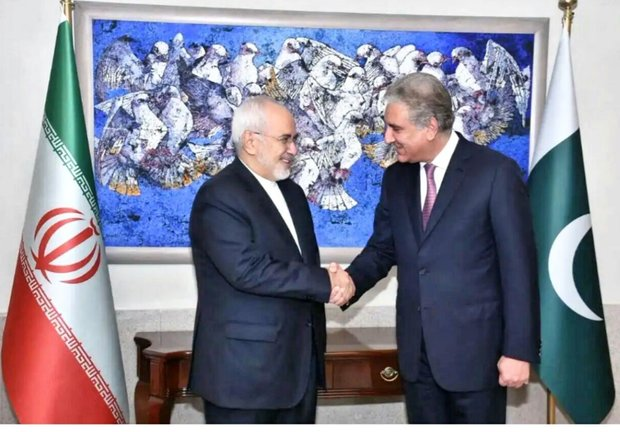No third-party country can upset Iran-Pakistan ties: Zarif