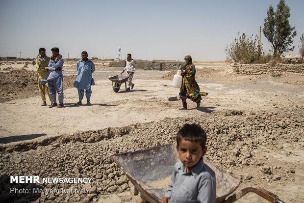 """المشروع الوطني """"نذر المياه"""" يبدأ بسيستان وبلوشستان"""