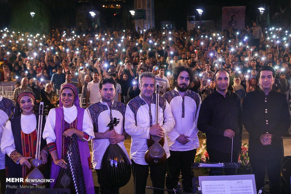 این کنسرت، نقطه عطفی در تاریخ اجتماعی تهران است - 7