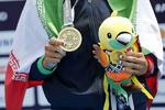 مراسم تجلیل از مدالآوران اندونزی برگزار میشود