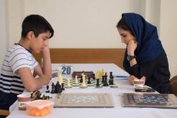مسابقات بین المللی شطرنج درخمین