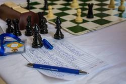 پایان دور هفتم مسابقات شطرنج قهرمانی کشور با صدرنشینی فیروزجا