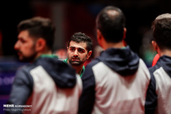 VIDEO: Iran's Alamian breaks 60-year spell in table tennis