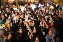 استقبال مردم از برنامههای هفته فرهنگی قزوین چشمگیر است