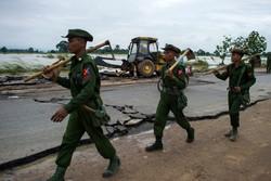 میانمارکی فوج نے فائرنگ کر کے 5 روہنگیا مسلمانوں کو قتل کر دیا