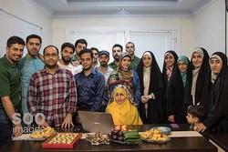 افتتاح آژانس عکس به دست یک حافظ قرآن