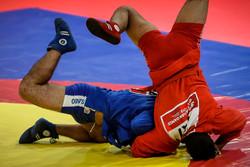 رقابت های سامبو در بازی های آسیایی جاکارتا ۲۰۱۸
