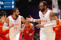 تیم ملی بسکتبال - حامد حدادی