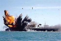 یمنی فورسز کا جیزان کے ساحل پر سعودی عرب کی جنگی کشتی پر میزائل سے حملہ