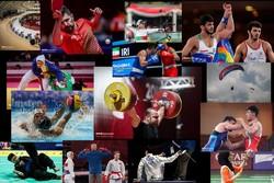 اتفاقات مثبتی که در کاروان ورزش ایران افتاد/ طلاهای طلسمشکن