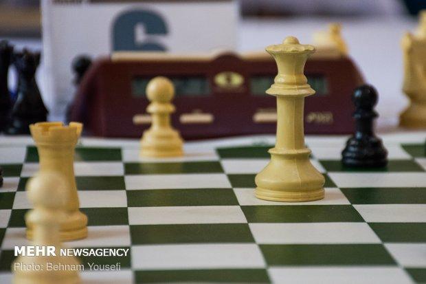 پیروزی و صدرنشینی سایپا در مسابقات شطرنج شهرهای آسیا