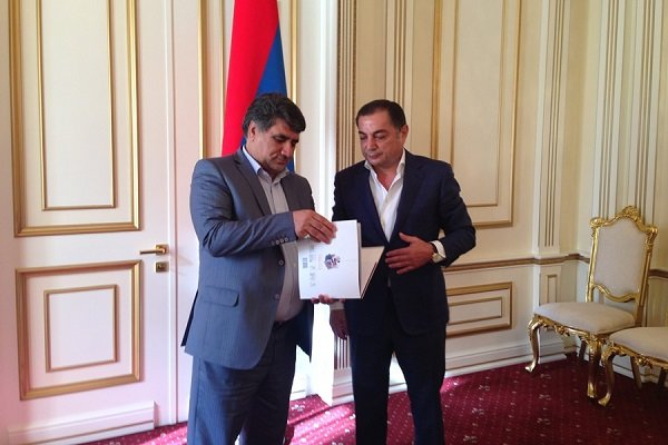 Tehran, Yerevan eye increased parliamentary coop.
