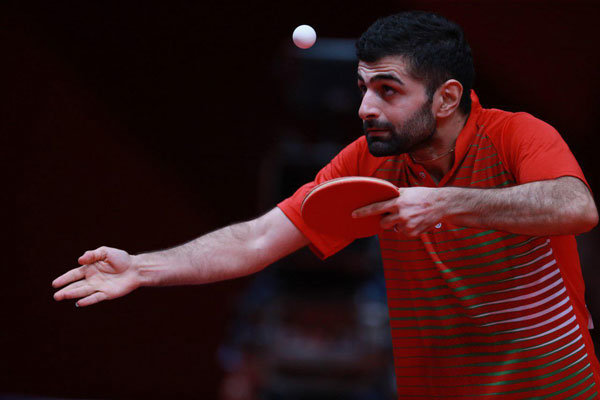 Alamian wins table tennis medal for Iran after 52 years: Asian Games