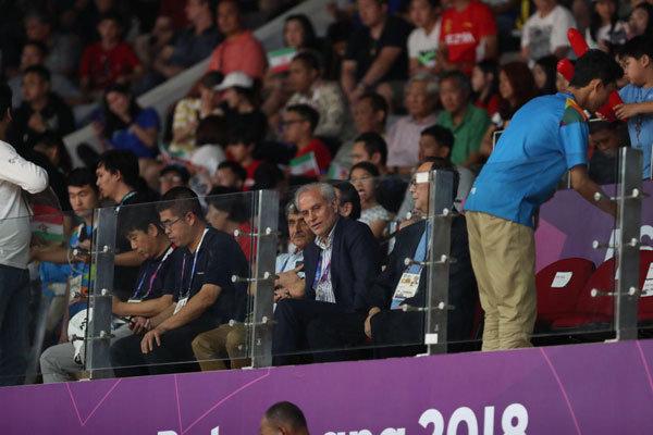 نصرالله سجادی سرپرست کاروان ایران در المپیک ۲۰۲۰ توکیو شد