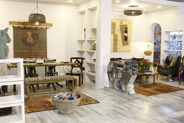 "Feel ""Iranian homes"" in the hands of artisans"