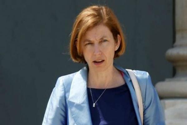 وزیر دفاع فرانسه وارد بیروت شد