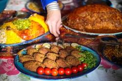 Hemedan'da İran Yemekleri Festivali