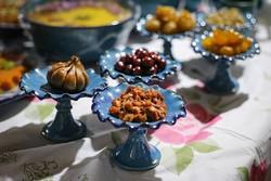 ہمدان میں سیاحتی غذا اور ہنر کا فیسٹیول منعقد