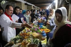 فلم/ ہمدان میں سیاحتی غذا پر مبنی فیسٹیول
