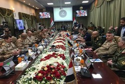 Iran, Russia, Syria, Iraq hold security meeting in Baghdad