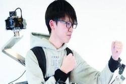 تولید ربات کوله پشتی واقعیت مجازی با کارکردهای آموزشی
