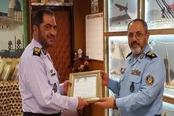 تاکید فرماندهان نیروی هوایی وپدافند هوایی ارتش بر تعامل همهجانبه