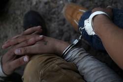 دستگیری سارق و زور گیرحرفهای در شهرستان ملکشاهی