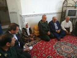 افتتاح ۱۰۰ واحد بازسازی شده در روستای «شیخ صله»