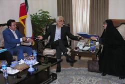 مدیر مرکز اسناد و کتابخانه ملی اصفهان تغییر کرد