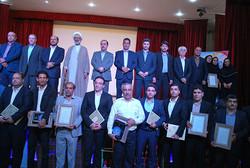 کارآفرینان و تعاونیهای برتر استان بوشهر تجلیل شدند