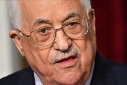 محمود عباس: فلسطین همچنان به راه حل «تشکیل دو دولت» باور دارد