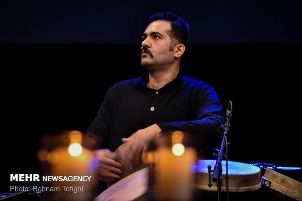 Shahram Nazeri holds concert in Tehran