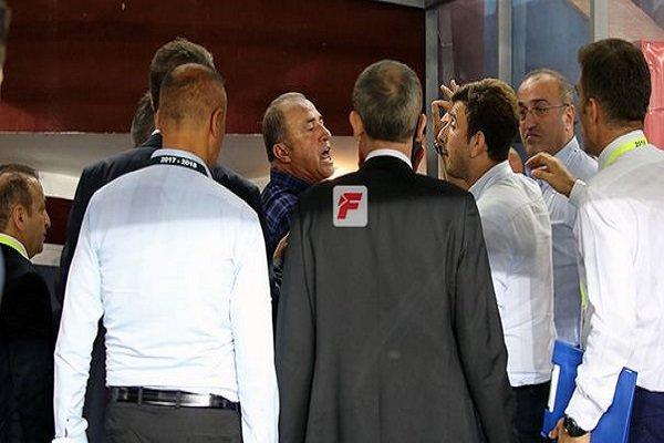 Trabzonspor - Galatasaray maçının ardından tartışma!