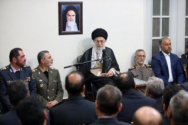 قرارگاه پدافند هوایی در خط مقدم مقابله با دشمنان ایران است