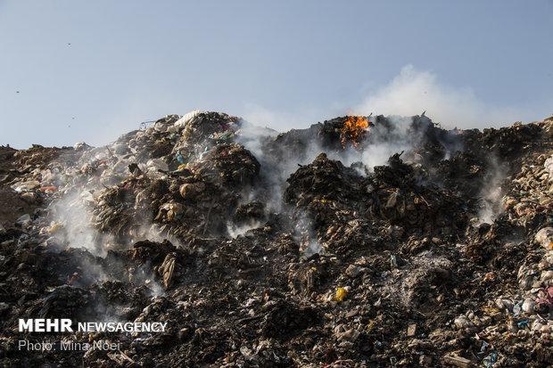 کارخانه بازیافت دو پشته دشت روم تا یک ماه دیگر تعیین تکلیف شود