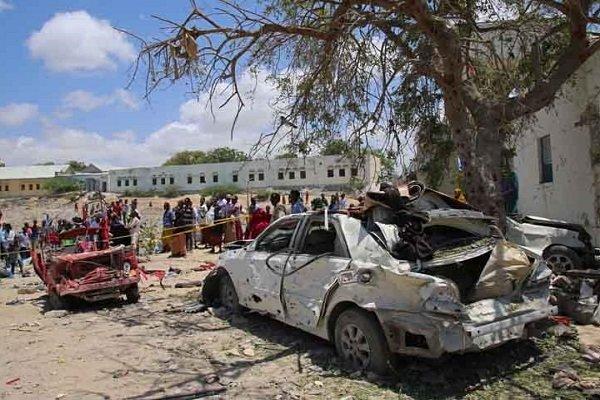 Somali'de bombalı saldırı: 2 ölü