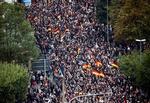 برلن میں نسل پرستی کے خلاف مظاہرہ