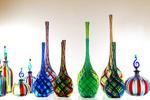 یک چهارم از صادرات صنایع دستی، شیشه بود
