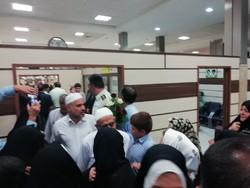 اتوبوسی برای انتقال حجاج تهرانی از فرودگاه اختصاص داده نشده است